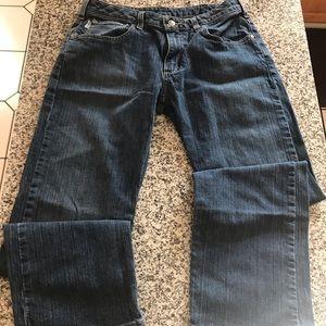 Womens Carhartt Jeans 8x30